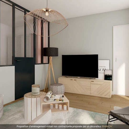 ANDR'IMMO - L'Expertise Immobiliere : Apartment | LYON (69008) | 41.00m2 | 220 000 €