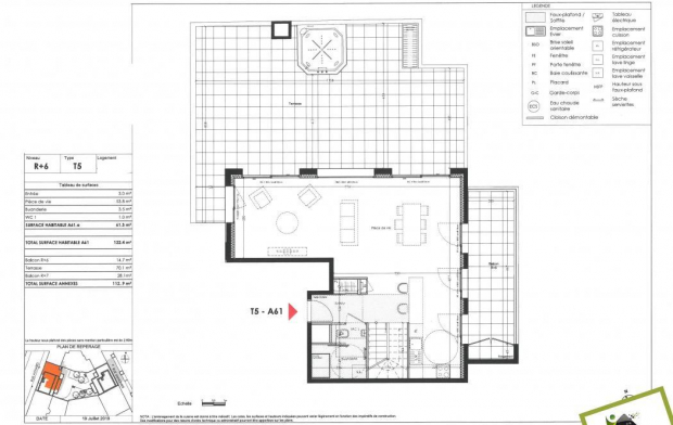 ANDR'IMMO - L'Expertise Immobiliere : Appartement | VILLEURBANNE (69100) | 122 m2 | 830 000 €