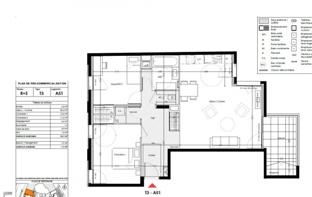 ANDR'IMMO - L'Expertise Immobiliere : Appartement | VILLEURBANNE (69100) | 75 m2 | 370 000 €