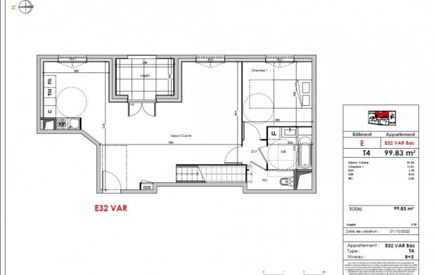 ANDR'IMMO - L'Expertise Immobiliere : Appartement | LYON (69007) | 105 m2 | 570 000 €